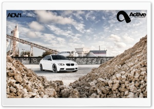 Supercharged ADV.1 Active Autowerke M3 2 HD Wide Wallpaper for Widescreen