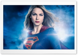 Supergirl HD Wide Wallpaper for Widescreen