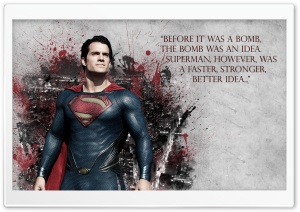 Superman HD Wide Wallpaper for Widescreen