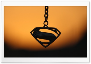 SUPERMAN LOGO HD Wide Wallpaper for 4K UHD Widescreen desktop & smartphone