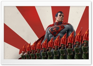 Superman Red Son 2020 Movie Ultra HD Wallpaper for 4K UHD Widescreen desktop, tablet & smartphone