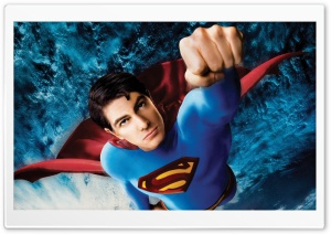 Superman Returns HD Wide Wallpaper for Widescreen