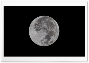 Supermoon Ultra HD Wallpaper for 4K UHD Widescreen desktop, tablet & smartphone