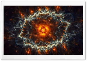 Supernova HD Wide Wallpaper for Widescreen