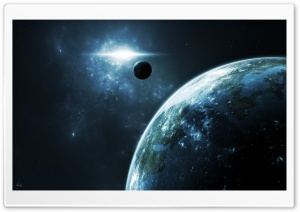 Supernova View HD Wide Wallpaper for Widescreen