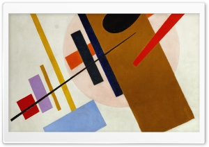 Suprematism HD Wide Wallpaper for Widescreen