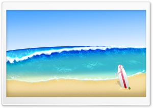 Surf HD Wide Wallpaper for Widescreen