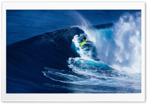 Surf Tube Riding HD Wide Wallpaper for 4K UHD Widescreen desktop & smartphone