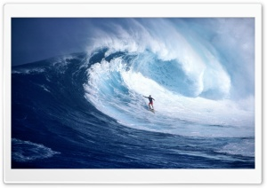 Surfer HD Wide Wallpaper for Widescreen