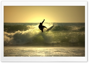 Surfer HD Wide Wallpaper for 4K UHD Widescreen desktop & smartphone