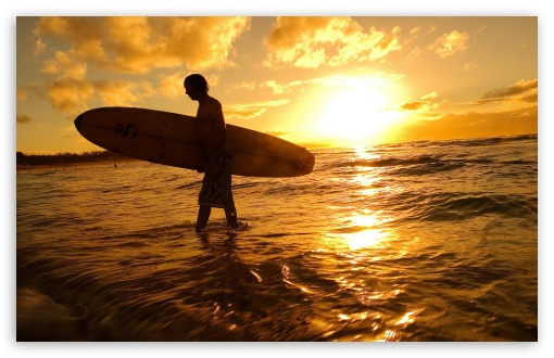 Surfer At Sunset HD wallpaper for Wide 16:10 5:3 Widescreen WHXGA WQXGA WUXGA WXGA WGA ; HD 16:9 High Definition WQHD QWXGA 1080p 900p 720p QHD nHD ; Standard 4:3 5:4 3:2 Fullscreen UXGA XGA SVGA QSXGA SXGA DVGA HVGA HQVGA devices ( Apple PowerBook G4 iPhone 4 3G 3GS iPod Touch ) ; Tablet 1:1 ; iPad 1/2/Mini ; Mobile 4:3 5:3 3:2 16:9 5:4 - UXGA XGA SVGA WGA DVGA HVGA HQVGA devices ( Apple PowerBook G4 iPhone 4 3G 3GS iPod Touch ) WQHD QWXGA 1080p 900p 720p QHD nHD QSXGA SXGA ; Dual 5:4 QSXGA SXGA ;