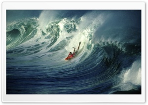 Surfing HD Wide Wallpaper for Widescreen