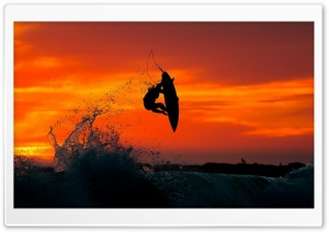 Surfing HD Wide Wallpaper for 4K UHD Widescreen desktop & smartphone