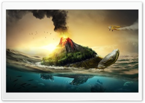 Surrealism HD Wide Wallpaper for Widescreen