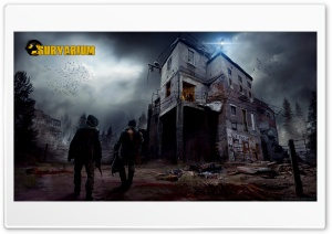 Survarium HD Wide Wallpaper for Widescreen