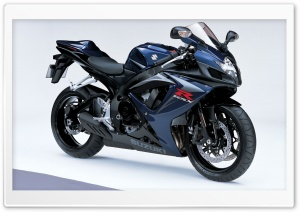 Suzuki GSX R750 HD Wide Wallpaper for Widescreen