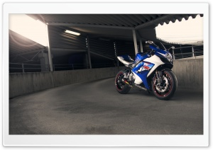 Suzuki GSXR 1000 HD Wide Wallpaper for Widescreen