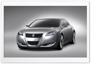 Suzuki Kizashi Concept HD Wide Wallpaper for Widescreen