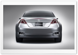 Suzuki Kizashi Concept 1 HD Wide Wallpaper for Widescreen