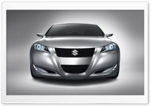 Suzuki Kizashi Concept 2 HD Wide Wallpaper for 4K UHD Widescreen desktop & smartphone