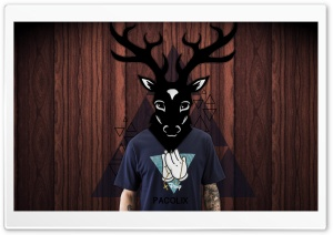 Swag Deer Pacolix Ultra HD Wallpaper for 4K UHD Widescreen desktop, tablet & smartphone