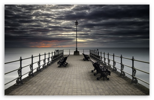 Swanage Pier Photography Ultra Hd Desktop Background Wallpaper For 4k Uhd Tv Widescreen Ultrawide Desktop Laptop Tablet Smartphone