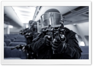 SWAT Team HD Wide Wallpaper for Widescreen