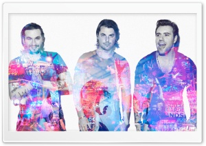 Swedish House Mafia HD Wide Wallpaper for 4K UHD Widescreen desktop & smartphone