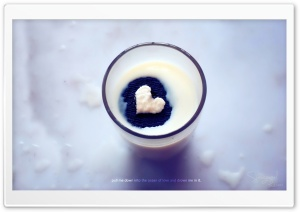Sweet Heart HD Wide Wallpaper for Widescreen