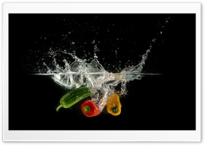 Sweet Peppers Ultra HD Wallpaper for 4K UHD Widescreen desktop, tablet & smartphone