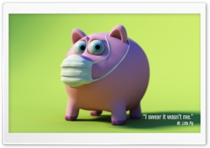 Swine-Flu HD Wide Wallpaper for Widescreen