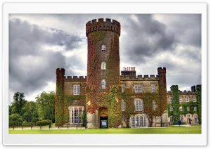 Swinton Castle England HD Wide Wallpaper for Widescreen