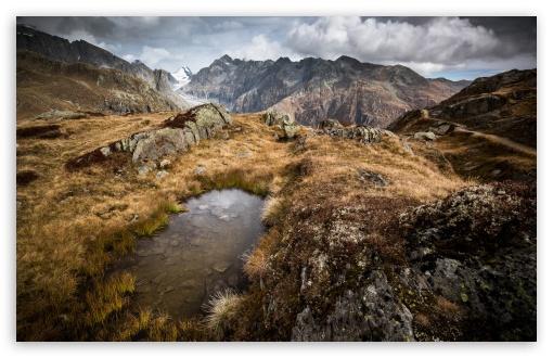 Download Swiss Alps Mountains UltraHD Wallpaper