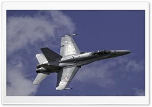Swiss Aviation F18