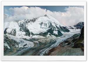 Switzerland Glacier