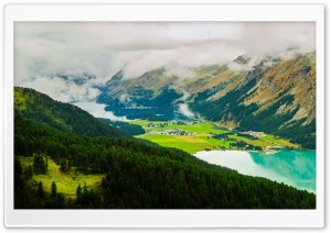 Switzerland Landscape HD Wide Wallpaper for Widescreen