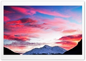 Switzerland Sunrise HD Wide Wallpaper for Widescreen