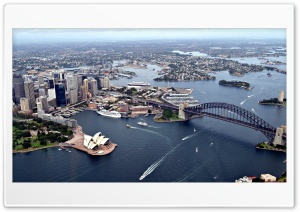 Sydney HD Wide Wallpaper for 4K UHD Widescreen desktop & smartphone