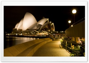 Sydney Opera HD Wide Wallpaper for 4K UHD Widescreen desktop & smartphone
