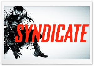 Syndicate HD Wide Wallpaper for Widescreen