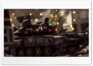 T-90 HD Wide Wallpaper for Widescreen