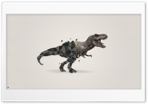 T- Rex HD Wide Wallpaper for Widescreen