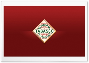 Tabasco Sauce HD Wide Wallpaper for 4K UHD Widescreen desktop & smartphone