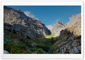 Table Mountain, Cape Town HD Wide Wallpaper for Widescreen