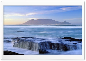 Table Mountain National Park, South Africa HD Wide Wallpaper for Widescreen