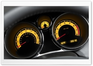 Tachometer And Speedometer 1 HD Wide Wallpaper for Widescreen