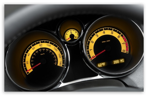Tachometer And Speedometer 1 HD wallpaper for Wide 16:10 5:3 Widescreen WHXGA WQXGA WUXGA WXGA WGA ; HD 16:9 High Definition WQHD QWXGA 1080p 900p 720p QHD nHD ; Mobile 5:3 16:9 - WGA WQHD QWXGA 1080p 900p 720p QHD nHD ;