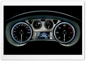 Tachometer And Speedometer 2 HD Wide Wallpaper for Widescreen