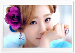 Taeyeon HD Wide Wallpaper for Widescreen