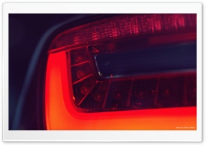 Taillight HD Wide Wallpaper for Widescreen